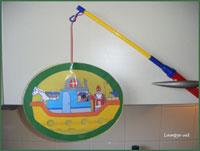 Sinterklaas Lampion