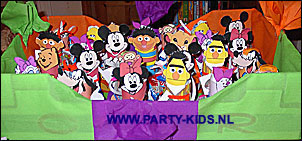 WCrol of bellenblaas met Sesamstraat Disney Dora