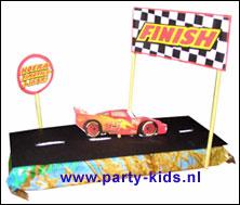 Cars racebaan