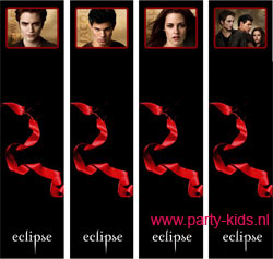 Eclipse boekenlegger (Twilight Saga)