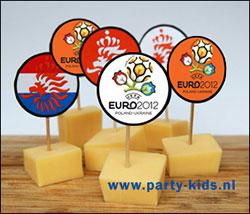 EK 2012 voetbal prikkertjes