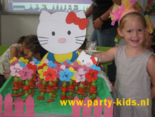 Hello Kitty prikkers