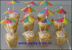 Monique In De Kinderopvang Cake Ijsjes