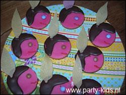 indiaantjes van roze koek 2