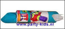 uitnodiging kinderkookfeestje