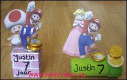 Mario kart traktatie
