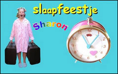Slaapfeest Pyjamaparty