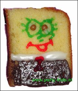 Spongebob-cakejes