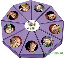 Toy Story taartpunten