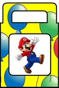 Super Mario tasje