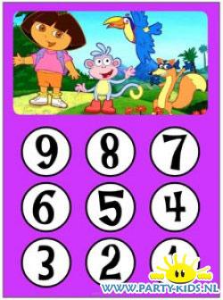 Dora aftelkalender