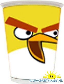 Angry Bird beker Geel (Yellow Bird)