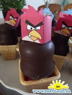 Angry Birds ijsbeker