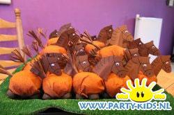 Paardjes van mandarijnen