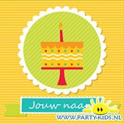 Verjaardagsposter 1 jaar