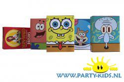Krentedoosjes met Spongebob