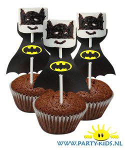 Batman op cakeje