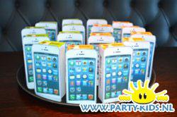iPhone pakjes