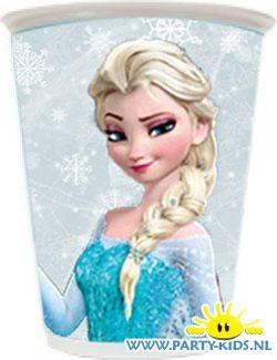 Frozen beker wikkel