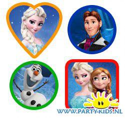 Prikkertjes Frozen
