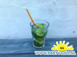 Alcoholvrije cocktail mojito