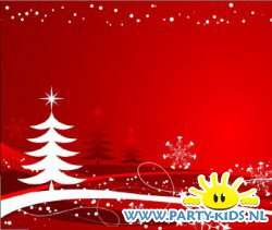 Kerst traktatietasje voor snoep of cadeau