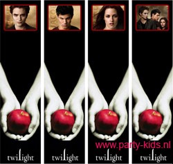 Twilight boekenlegger