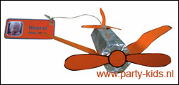 Vliegtuigje met rol smarties