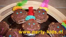Chocolade Zwarte Pieten