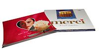 Wikkel Merci Chocolade