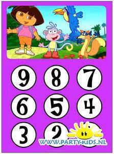 aftelkalender Dora