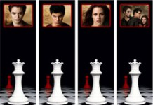 Breaking Dawn boekenlegger (Twilight Saga)