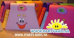 Dora rugzakken (eenvoudige variant)