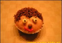 egeltje van muffin