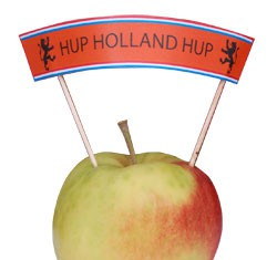hup holland hup appels