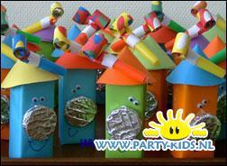Leuke Mannetjes Van Pakjes Drinken Party Kids Nl