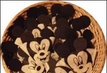 Mickey Mouse van filterzakjes