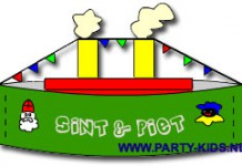 Pakjesboot van Sinterklaas