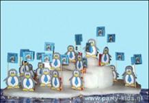 ijsschots met pinguins