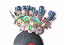 Pokemon bal van piepschuim
