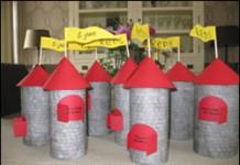 ridderfeest kasteeltoren
