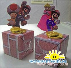Super Mario Party Kids Nl