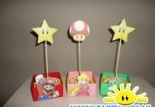 Super Mario cakejes