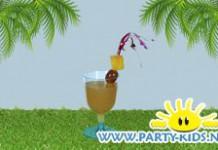 Alcoholvrije cocktail Sweet 16 nummer 1