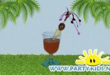 Alcoholvrije cocktail Sweet 16 nummer 2
