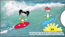 Geld envelop Surfers FoO