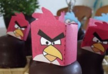 Angry Birds ijsbeker