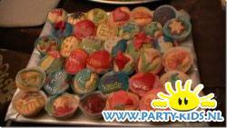 Cupcakes met je kind versieren