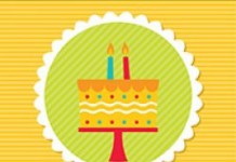 Verjaardagsposter 2 jaar