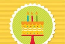 Verjaardagsposter 3 jaar
